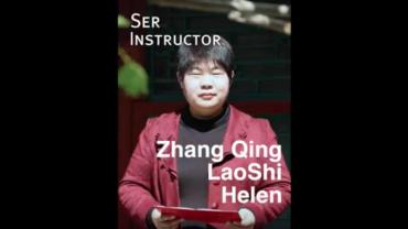 """Criterios para certificar instructores – Zhang Qing Lao Shi """"Helen"""""""