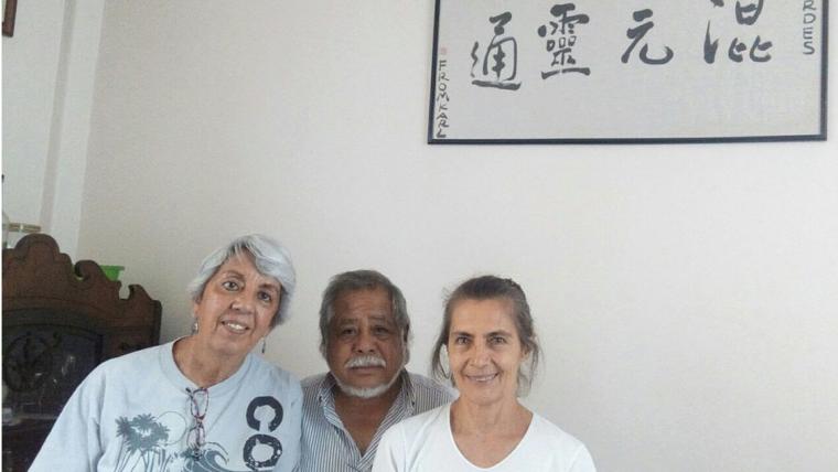 El ZhìNéng QìGōng, las garnachas, el reclusorio y China